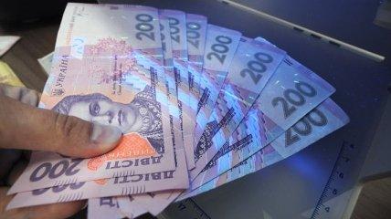 За 8 месяцев крымским бюджетникам заплатили 2,8 млн грн зарплаты