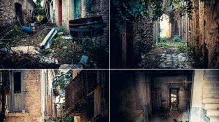 Город-призрак, оставленный жителями несколько лет назад (Фото)