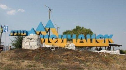 В Лисичанске из-за непогоды часть города осталась без воды