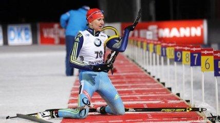 Биатлон. Состав сборной Украины на спринтерские гонки в Рупольдинге