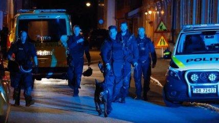 Полицейская спецоперация в Норвегии