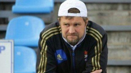 В Москве на 46-м году жизни скончался известный советский футболист