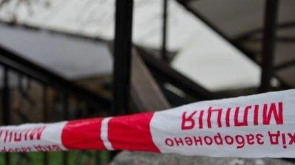 В Киеве вооруженный человек ограбил банк