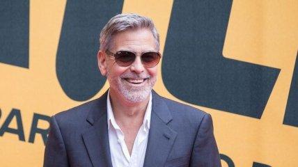 Джордж Клуни загремел в больницу: причина