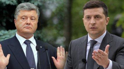 Зеленський заявив, що ВЖЕ став вироком для Порошенка, але той цього поки не усвідомив
