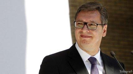Вучич заявил, что стремится к компромиссу с Косово