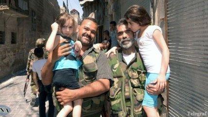 Освобождение Алеппо близится к завершению