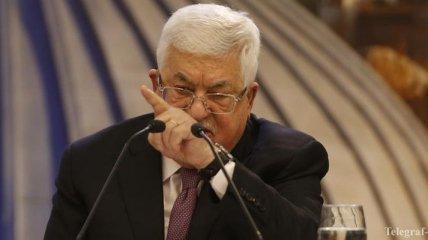 """Аббас о """"плане Трампа"""": Я не хочу войти в историю как лидер, который продал Иерусалим"""