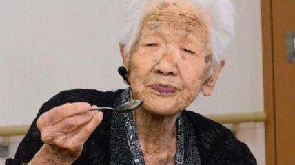 Все дело в шоколаде: японка установила новый рекорд долголетия