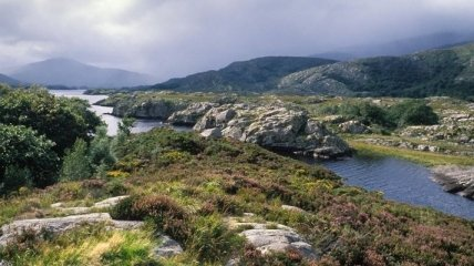 Кольцо Керри в Ирландии - уникальная красота