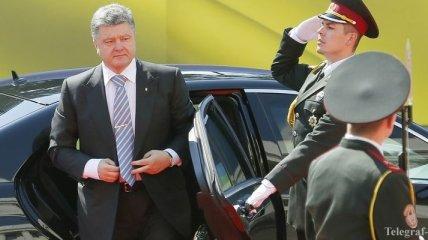 Петр Порошенко объявил о контрнаступлении