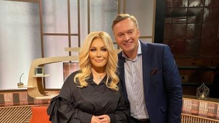 Таисия Повалий анонсировала интервью на телеканале Интер