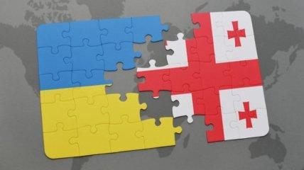 МИД Грузии: Стратегическое партнерство с Украиной пересматриваться не будет