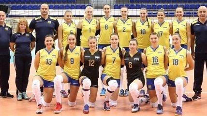 Волейбол: Украина обыграла Норвегию в отборе на Евро-2019