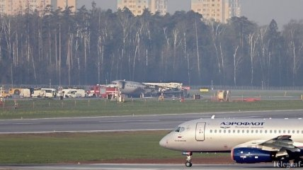 В РФ отменили уже 3 рейса на самолетах Sukhoi Superjet 100