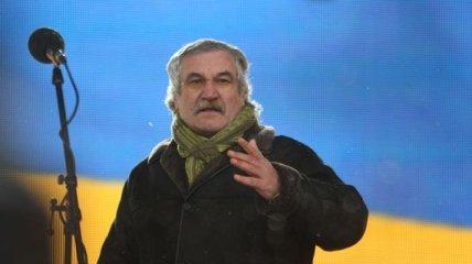 Василий Шкляр: Желаю в 2015 году отметить день победы