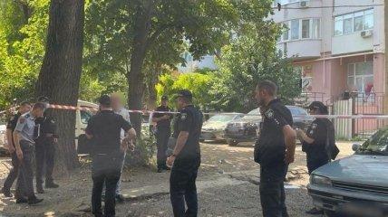 В Одессе расстреляли человека в жилом квартале: в сети говорят о заказном убийстве (фото)