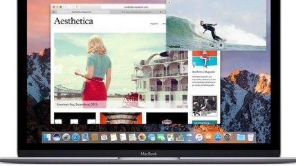 Apple выпустила Safari 10 beta для OS X El Capitan и Yosemite