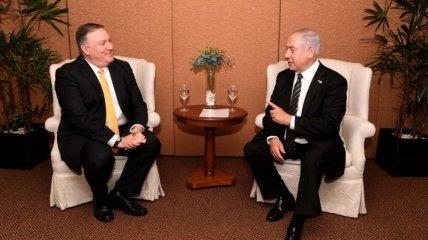 Вывод войск из Сирии: Помпео и Нетаньяху обсудили угрозы от Ирана и ИГИЛ