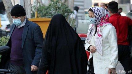 В Иране зафиксировали 97 новых смертей от коронавируса