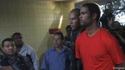 Бразильский футболист убил родившую ему ребенка порнозвезду