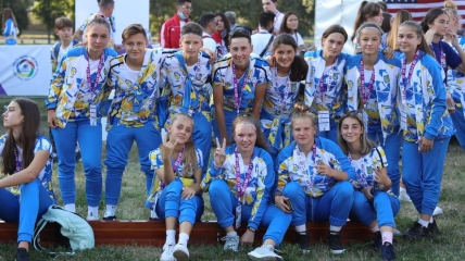 В Украине впервые пройдет чемпионат мира по футболу среди школьников