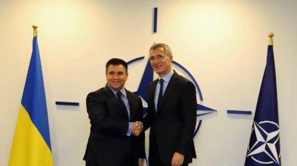 Столтенберг назвал условие разблокировки работы комиссии Украина-НАТО