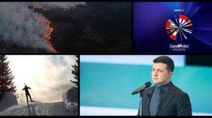 Итоги дня 18 апреля: Пасха 2020, коронавирус и ситуация с пожарами в Украине