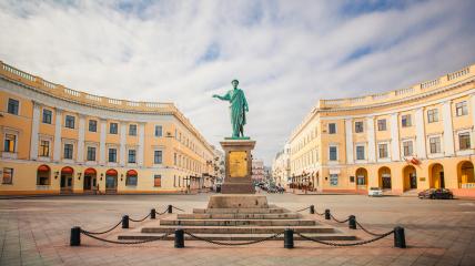 К Дню Одессы запланированы концерт и фейерверк.