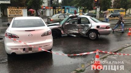 Водій одного із автомобілів загинув