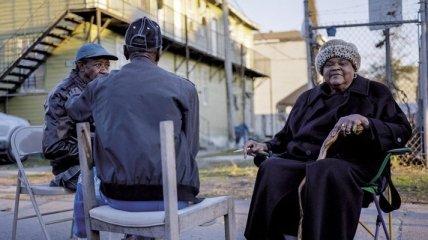 Жители Нового Орлеана, которые справляются с трудностями с помощью музыки (Фото)