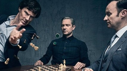 """У """"Шерлока"""" выйдет новый сезон"""