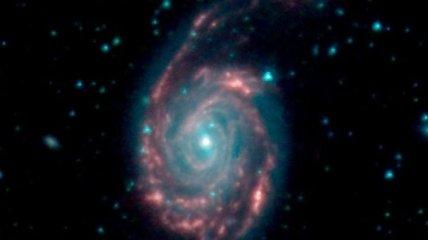 Ученые наблюдали гибельное слияние галактик