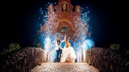 Самые яркие свадебные снимки, которые не оставят вас равнодушными (Фото)