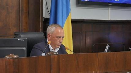 Роман Кличук не пострадал, но все же объявил перерыв в работе