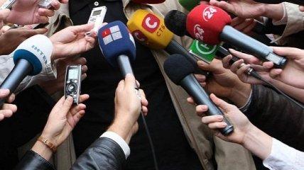 """""""Слуга народа"""" ужесточает допуск для журналистов: что известно"""