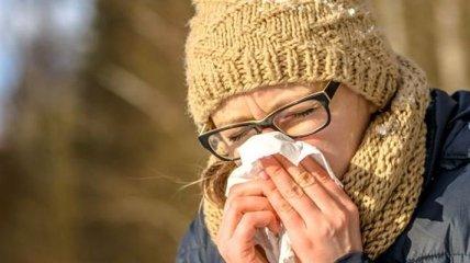 Как отличить грипп от простуды: Супрун назвала главные признаки