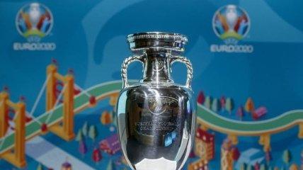 Жеребьевка Евро-2020: регламент