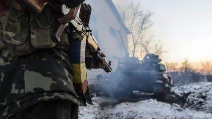 В Штабе АТО сообщили о ситуации в районе Дебальцево