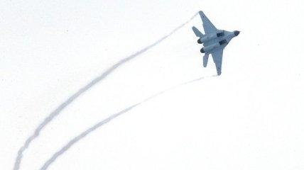 В Польше близ жилых домов разбился военный Миг-29