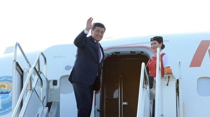 В аппарате президента Кыргызстана зафиксирована вспышка коронавируса