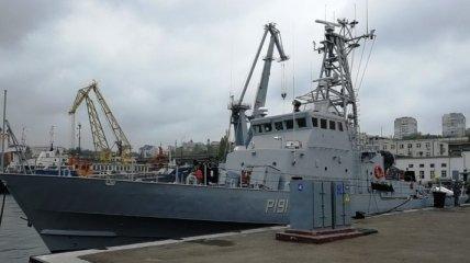 ВМС Украины набирает экипажи для катеров типа Island