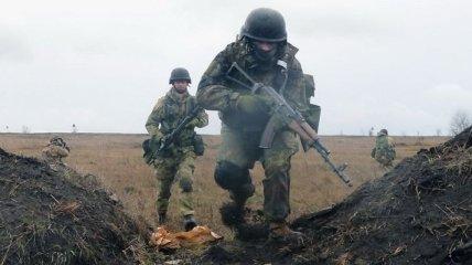 Боевики 21 раз нарушили режим прекращения огня