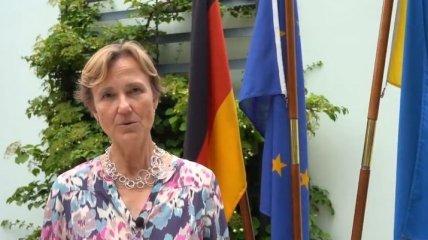 Посол ФРГ: Украина близка моему сердцу