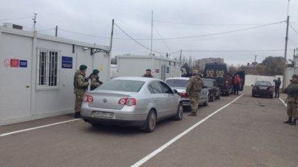 "На КПВВ ""Майорск"" задержана женщина-боевик"