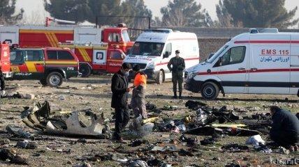 """Иран направит во Францию """"черные ящики"""" со сбитого самолета МАУ"""
