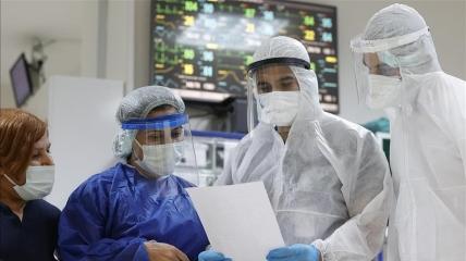 Среди инфицированных в Украине за сутки - более полусотни медиков.