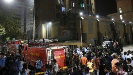 В Индии обрушился торговый центр, известно о 16 погибших