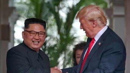 Ким Чен Ын готов снова встретиться с Трампом