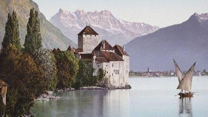 Заглянем в прошлое: Как выглядели популярные туристические места в ХХ веке (Фото)